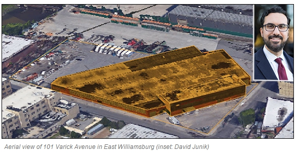 Rabsky Plans Office Conversion At 285k Sf Williamsburg Site