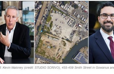 PMG to pay $50M for large, vacant Gowanus development site