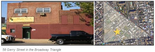 Pfizer sells last piece of its Broadway Triangle site
