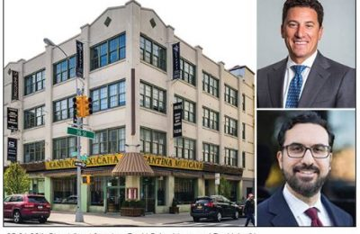Wharton Equity snaps up LIC office building for $24M