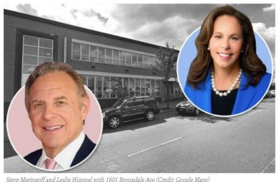 Himmel and Meringoff buys mixed-use warehouse in the Bronx for $89M