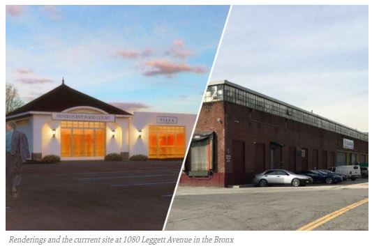 Goldman, Blumenfeld team up to buy Bronx warehouse for $40M