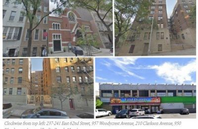 Here's what the $10M-$30M NYC investment sales market looked like last week
