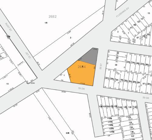 Tax Map 58 17 59th Drive