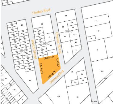 2 Tax Map 723 751 Bristol Street, Brooklyn