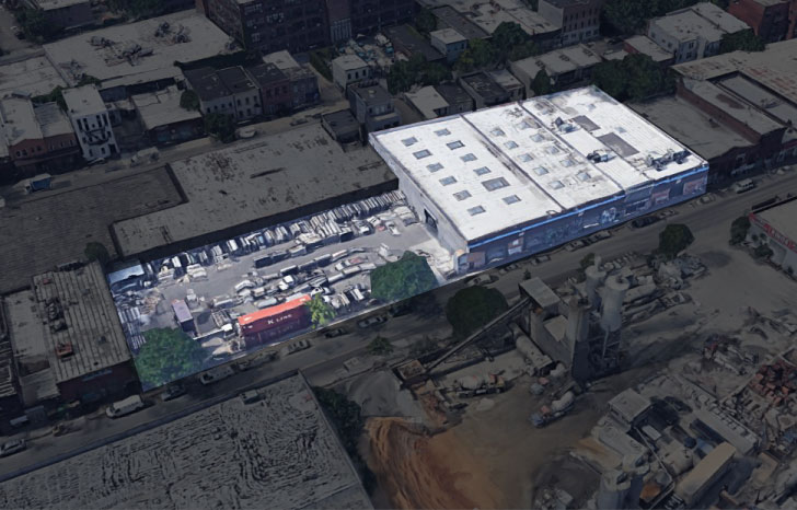 3 Google Earth 280 Johnson Ave