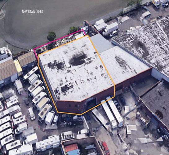Google Earth 190 Morgan Ave
