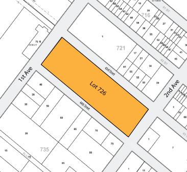 Tax Map 4312 2nd Avenue, Brooklyn