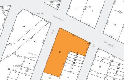 Tax Map 55 02 Broadway