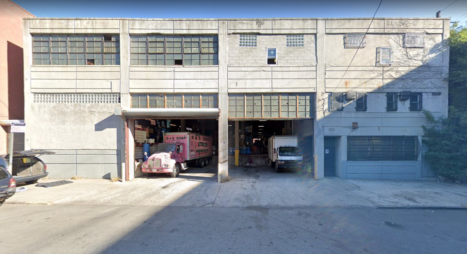 815 East 135th Street, Bronx