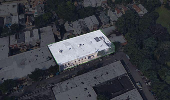 Google Earth 2470 Rowe St