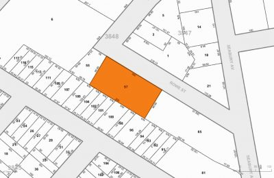 Tax Map 2470 Rowe St