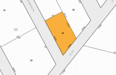 Tax Map 47 61 Pearson Place