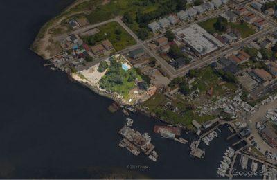 2 Google Earth 7423 Almeda Ave