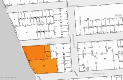 Tax Map 7423 Alameda Ave