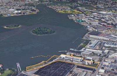 3 Google Earth 1110 Oak Point Ave
